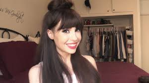 clip in bangs learn how to clip in bellami cleopatra bangs