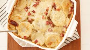 ham and scalloped potatoes recipe bettycrocker com