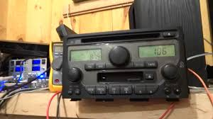 04 honda pilot radio code a look at a honda pilot 2005 stereo receiver