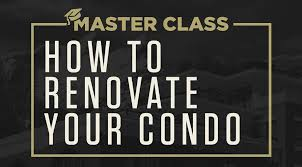 how to renovate your condo north vancouver seminar with my house