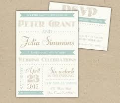 diy wedding invitations diy templates excellent home design top
