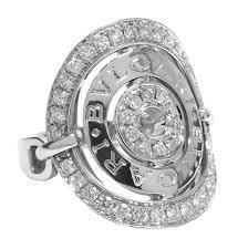 bvlgari price rings images Bvlgari white astrale diamond gold ring tradesy jpg