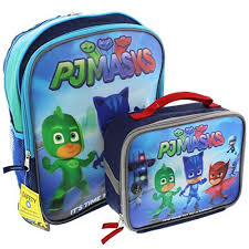 14 pj masks images masks 6 packs backpack