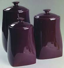 purple canister set kitchen home design ideas and pictures