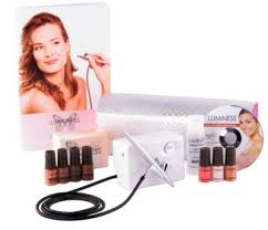 professional airbrush makeup system luminess air brush makeup system models use