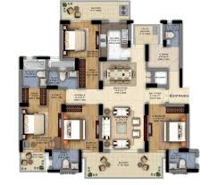 dlf the ultima floor plans