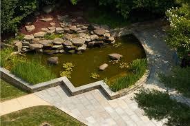 memorial garden cia memorial garden and koi pond central intelligence agency