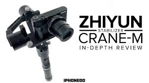 zhiyun crane m stabilizer for point and shoot mirrorless action