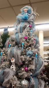 elsa the snow personalized tree ornaments