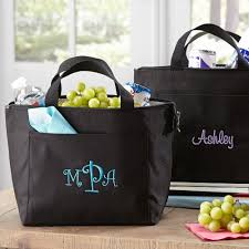 bridesmaids bags personalized lunch tote for bridesmaids bridemaid s lunch tote