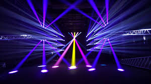 Lighting by 230w 7r Moving Head Beam Lights Show Youtube
