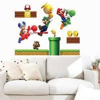 Super Mario Bedroom Decor Super Mario Bedroom Decor Price Comparison Buy Cheapest Super