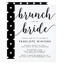 brunch invitations bridal shower brunch invitations gangcraft net