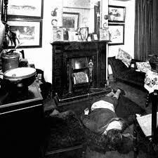 famous crime scene photos the killing of julia wallace an impossible murder the unredacted