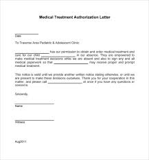 authorization letter for grandparent letter giving permission for medical treatment medical release