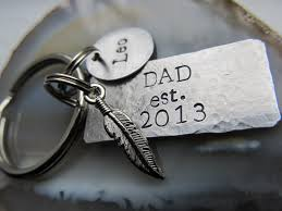 fathers day personalized gifts personalized keychain s day gift fathers