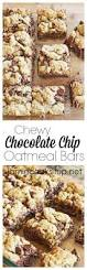 Oatmeal Bars With Chocolate Topping Best 25 Bar Cookie Recipes Ideas On Pinterest Candy Bar Cookies