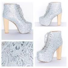 wedding shoes jeffrey cbell lita boots j cbell jeffrey cbell s lita collection