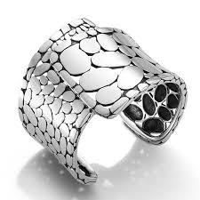 silver cuff bangle bracelet images John hardy kali silver overlap cuff bracelet jpg