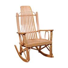 Chair Furniture Amish Outdoor Rocking Amish All Slat Rocker Mast Store