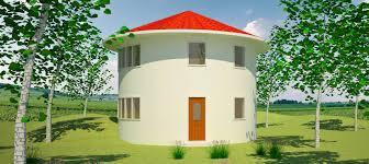 Av Jennings House Floor Plans 2 Story Round House Plans House Interior