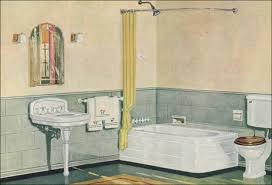 Crane Bathroom Fixtures 1926 Crane Plumbing Fixtures Simple Bathroom Ivory And