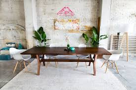 white mid century dining table incredible retron table and chairs white set with bench cheap image