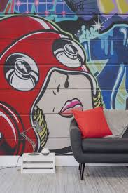 18 best rethink living room gaqaaqh images on pinterest live space age graffiti wall mural custom made to suit your wall size by the uk s for murals