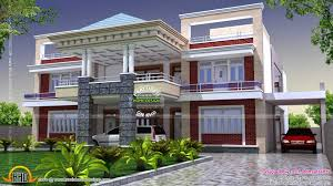 Home Design Of Kerala House Plan Exterior House Ideas Also Awesome Design Of Simple Houses