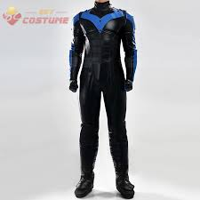Halloween Costumes Nightwing Popular Womens Nightwing Costume Buy Cheap Womens Nightwing