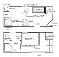 Introduction To Container Homes  Buildings  Floor Plans - Container homes designs and plans