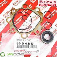 lexus es330 power steering pump genuine toyota lexus power steering pump gasket kit oem 04446