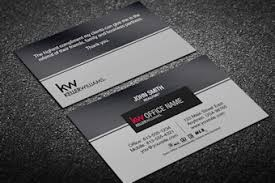 keller williams business cards free shipping designs logo