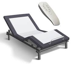Adjustable Bed Bases Quatro Sleep Adjustable Bed Base With Wireless Remote