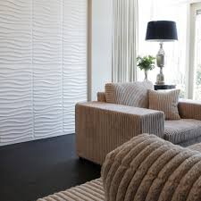 Wood Wall Living Room by Decorative 3d Mdf Wood Wall Panels Niki Design