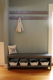 Bench With Baskets Best 25 Storage Bench With Baskets Ideas On Pinterest Toy