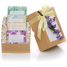 paper wrapped soap organic handmade soap gift set the s