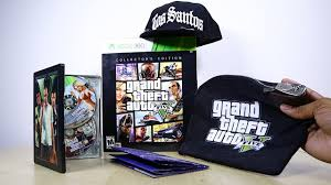 collector s gta v collector s edition unboxing youtube