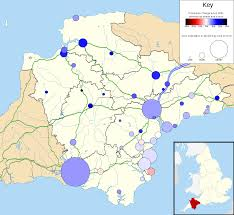 Paper Towns On Maps List Of Towns And Cities In Devon By Population Wikipedia