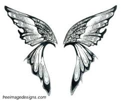 black butterfly wings free image design free image