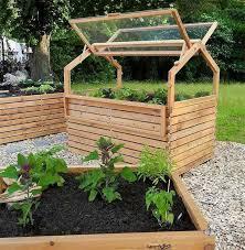 Raised Garden Beds From Pallets - pallet herb garden spring summer gardening pinterest