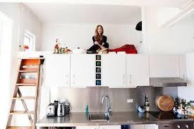 6 idées gain de place pour la chambre mezzanine kitchens and tiny