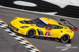 chevrolet corvette racing racing at daytona promising showing in c7 r debut