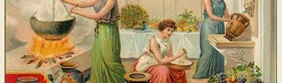 cuisine grecque antique dans la marmite de l histoire 1ère partie orient et
