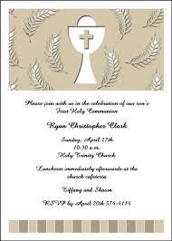 communion invitations holy 1st communion invitation 7206cs cm