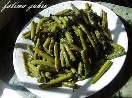 cuisiner des haricots verts haricots verts sautés recette ptitchef