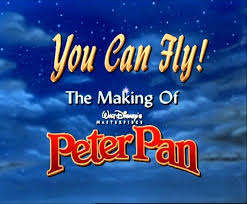 you can fly can fly the making of walt disney s masterpiece peter pan 1997