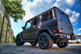 mercedes g wagon matte black matte black g wagon mercedes g55 amg mr kustom auto accessories