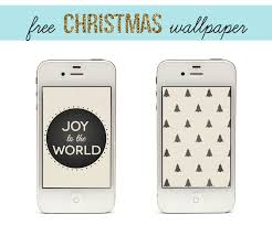 24 free graphic christmas iphone wallpapers lines across
