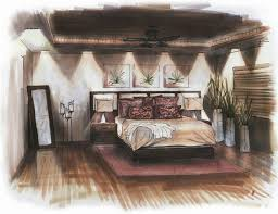 bedroom interior design sketch sketches pinterest 가구